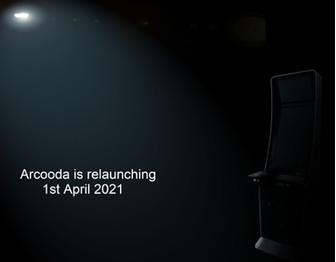 Arcooda Relaunching 1st April