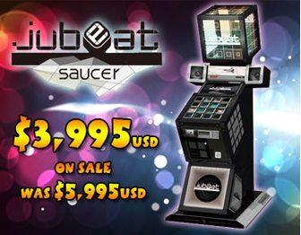 Jubeat Saucer on Sale