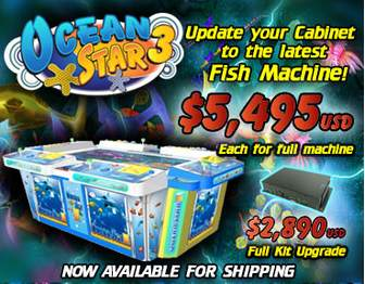 Ocean Star 3 Now Available