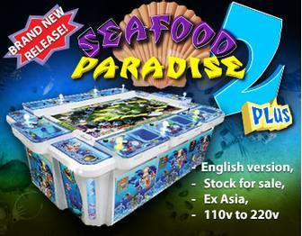 NEW RELEASE - Seafood Paradise 2 Plus