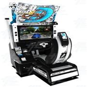 Sega Initial D8 Arcade Machine Special (4 seats)