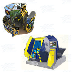 Arcade Simulators with 5D Features for Sale