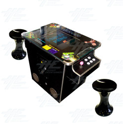 LCD Arcade Cocktail Tables Now In Stock