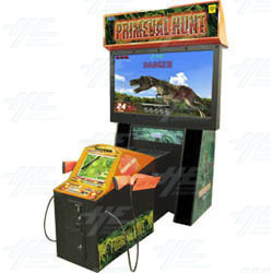 Primeval Hunt Machine Clearance