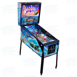 Free Freight to your Nearest Freight Terminal on Thunderbirds Pinball Purchases