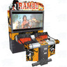 "Rambo DX 55"" Arcade Machine"