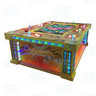 8 Player Table Fish Machine Cabinet (HG004)