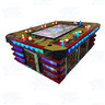 8 Player Table Fish Machine Cabinet (HG006)