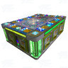 10 Player Table Fish Machine Cabinet (HG008)