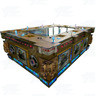 8 Player Table Fish Machine Cabinet (HG009)