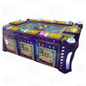 8 Player Table Fish Machine Cabinet (HG011)