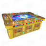 8 Player Table Fish Machine Cabinet (HG013)