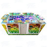 6 Player Table Fish Machine Cabinet (HG017)