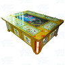 8 Player Table Fish Machine Cabinet (HG022)