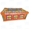 8 Player Table Fish Machine Cabinet (HG025)