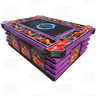 8 Player Table Fish Machine Cabinet (HG026)
