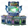 4 Player Vertical Fish Machine Cabinet (HG028)