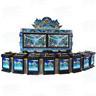 8 Player Vertical Fish Machine Cabinet (HG030)