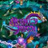 Enchanted Dragon Fish Game Board
