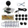 PC Black Arcade Joystick Control kit