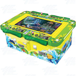 Fish Hunter Redemption Machine