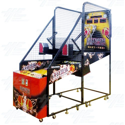 G'Spirit Basketball Arcade Machine
