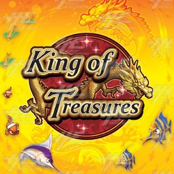 King of Treasures Full Cabinet Kit (No PCBs)
