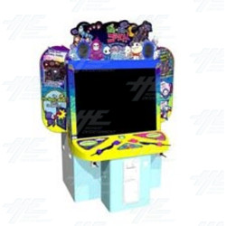 Manic Panic Ghosts Arcade Machine