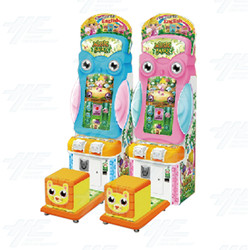 Music Fairy Arcade Machine