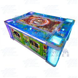 Ocean King 2: Ocean Monster 6 Player Arcade Machine