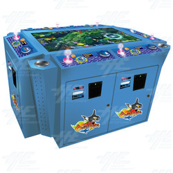 Ocean King English Version Arcade Game