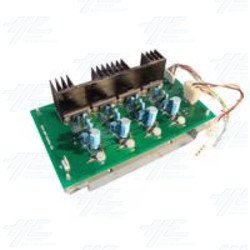 12 V Power Amp PCB