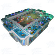 Seafood Paradise 2 Plus 8 Player Fish Machine