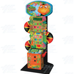 Snakes and Ladders Arcade Machine
