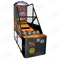 Street Basketball Redemption Machine