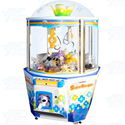Super Scooper Crane Machine
