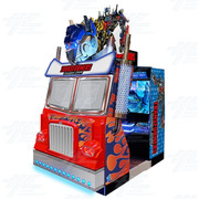 Transformers: Shadow Rising Arcade Machine (NEW)